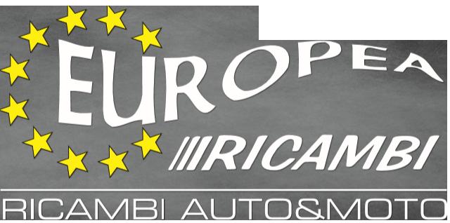 Logo europea ricambi