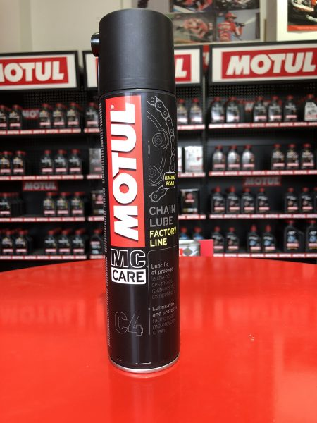 MC CARE™ C4 CHAIN LUBE FL