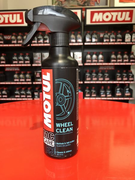 MC CARE ™ E3 WHEEL CLEAN
