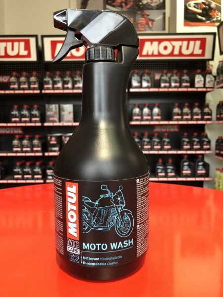 MC CARE ™ E2 MOTO WASH
