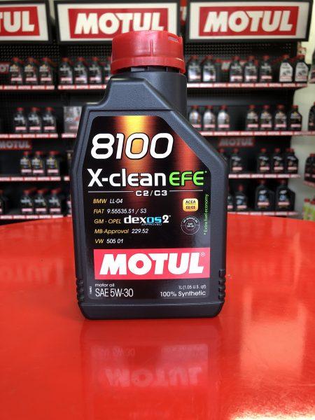 8100 X-CLEAN EFE 5W-30