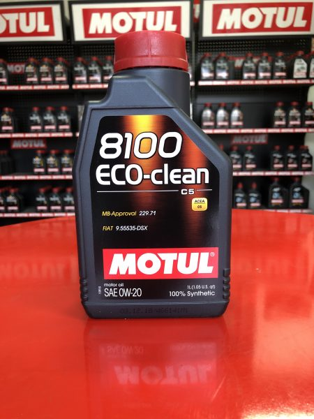 8100 ECO-CLEAN 0W-20