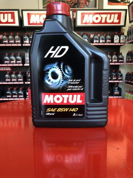 HD 85W-140