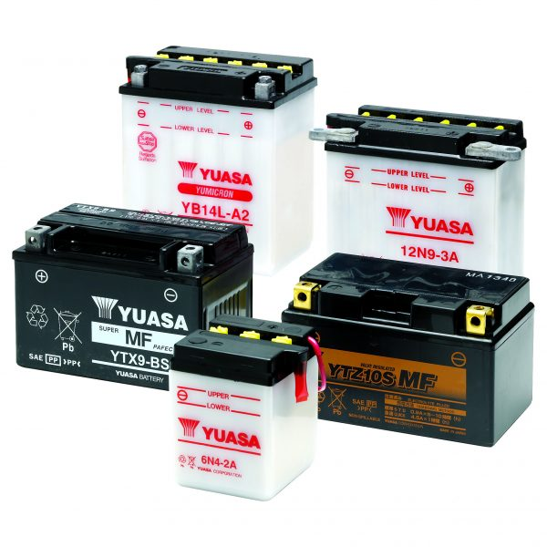 Batterie Yuasa Moto