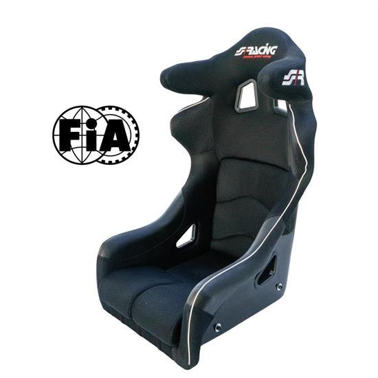 Sedile Derek omologato FIA
